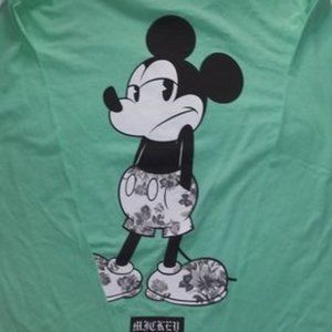 Shrug Life Neff Disney Shirt